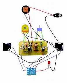 guitar effects wiring diagram guitar effects pedal bypass circuits electronics projects circuits