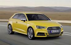 2016 audi a3 s3 facelift revealed increased tech s3