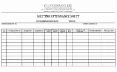 format of attendance sheet for board meeting 38 free printable attendance sheet templates free template downloads