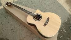 China Lakewood Acoustic Guitar Sungha Jung Signature