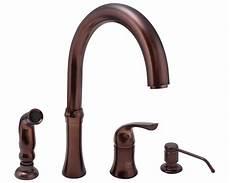kitchen faucet 4 710 orb rubbed bronze 4 kitchen faucet