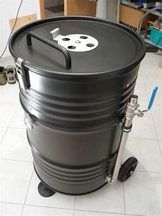 Pin By Isaac Barnett On Bbq In 2019 Smoker Cooker Drum