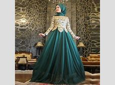 Elegant Lace Dresses For Muslim Women   HijabiWorld