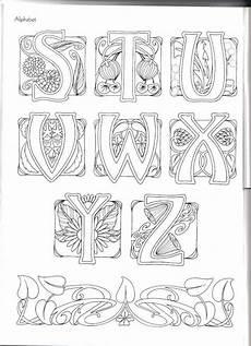 Jugendstil Malvorlagen Word This May Be From Judy Balchin S Book Nouveau