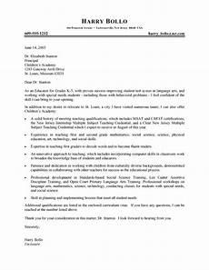 exle resume cover leter teacher elementary teacher cover letter sles exles of