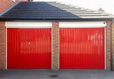 2 garage doors vs garage door conversion rsj lintel installation