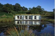 häuser in schottland shipping container cabins for fishing and adventure