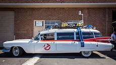 ghostbusters ecto 1 get a load of the awesome ghostbusters ecto 1 replica