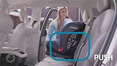 maxi cosi titan car seat how to install with isofix