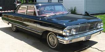 1964 Ford Galaxie 500 Xl 4 Door