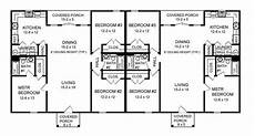 house plans for duplexes three bedroom three bedroom duplex 7085 3 bedrooms and 2 5 baths the