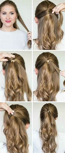 i want to do easy party hairstyles for hair step by