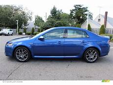 kinetic blue pearl 2007 acura tl 3 5 type s exterior photo