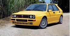 lancia delta hf integrale evo 2 giallo ginestra 1994