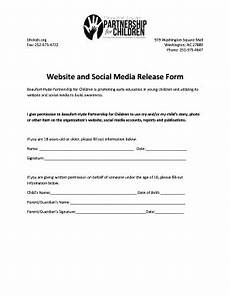 21 printable general media release form templates fillable sles in pdf word to download