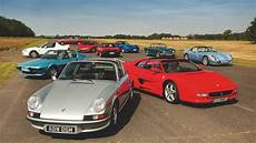 10 of the best classic targa top sports cars classic sports car