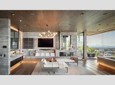 $88 Million Newly Built Modern Mega Mansion In Bel Air