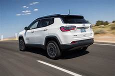 jeep compass test 2017 jeep compass limited and trailhawk test review