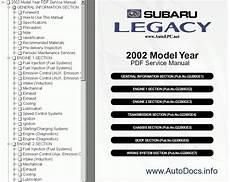 online car repair manuals free 1995 subaru legacy regenerative braking subaru legacy 1995 2006 repair manual order download