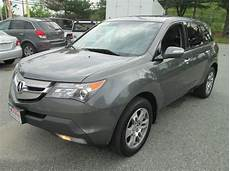 2008 acura mdx sh awd w tech 4dr suv w technology package
