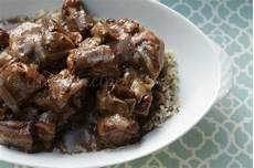 southern smothered oxtails i heart recipes