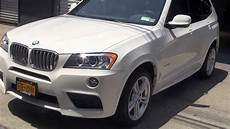 white 2013 bmw x3 35i m sport after getting detailed and