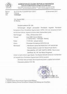 resume kompetensi guru pai pendidikan agama islam kota malang undangan