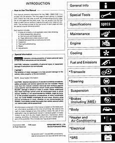 free online car repair manuals download 2000 land rover discovery series ii user handbook honda civic 1996 2000 service manual pdf online download