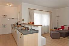 Wohnzimmer Mit Offener Küche - quot wohnzimmer mit offener k 252 che 4 platten herd backofen