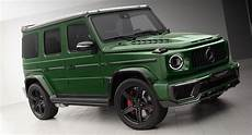 Whole Lotta Carbon Topcar Gives New Mercedes G Class The