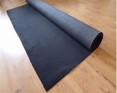 teppich restposten teppich meterware autoteppich feiner velour stoff schwarz
