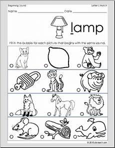 letter l sound worksheets 24492 match letter l beginning sounds i abcteach abcteach