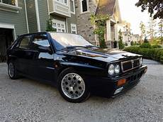 This 1991 Lancia Delta Hf Integrale 16v Turbo Can Be