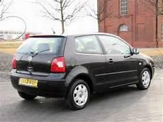 2003 Vw Volkswagen Polo 1 2 S 3 Door Black Air Con
