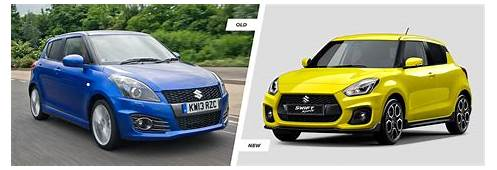 2018 Suzuki Swift Sport Price Specs And Release Date  Carwow