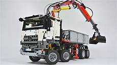 lego 42043 mercedes how it works