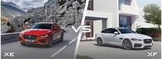 jaguar xe vs xf difference jaguar xe vs jaguar xf inchcape
