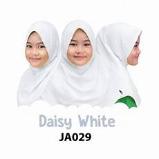 Afrakids Jilbab Anak jilbab anak afrakids white tokoafra
