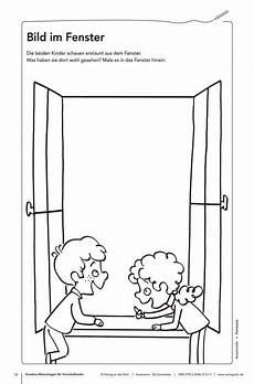 Malvorlagen Fenster Anleitung Eine Malvorlage F 252 R Vorschulkinder Mein Kitaleben