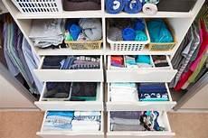 Ideen F 252 R Mehr Ordnung Im Kleiderschrank Mit System Zu