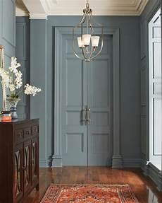 foyer lighting 5224503en3 962 three light foyer brushed nickel