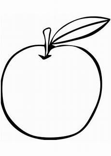 Ausmalbilder Apfel Zum Ausdrucken Ausmalbilder F 252 R Kinder Apfel 20