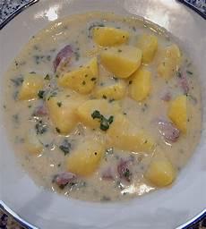 Einfache Kartoffelsuppe Motte1168 Chefkoch De