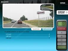code de la route test route occasion avril 2011