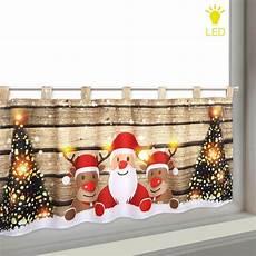 weihnachts scheibengardinen scheibengardine 187 weihnachts team 171 delindo lifestyle