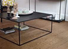table basse metal table basse en metal noir id 233 es de d 233 coration int 233 rieure