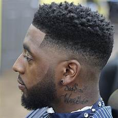 fohawk fade haircut african american hairstyles trend for black women and men
