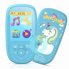 mp3 player fuer kinder agptek mp3 player for children player with