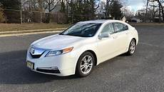 2010 acura tl review youtube