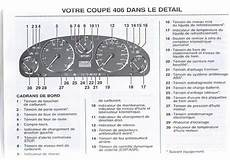 voyant tableau de bord 206 signification peugeot 405 1 6 1998 auto images and specification